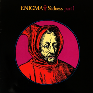 "Enigma - Sadness Part 1 (7"") (VG/VG-)"